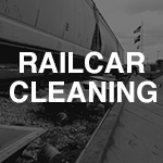 ATS railcar cleaning services